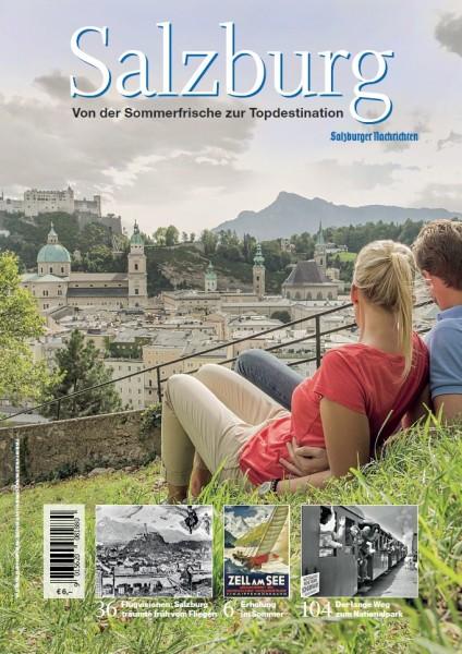 Salzburg. Von der Sommerfrische zur Topdestination