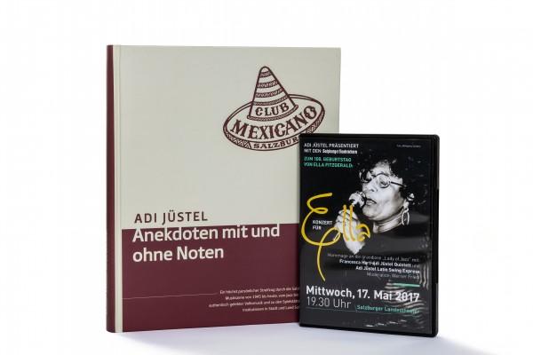 Anekdoten Buch & DVD