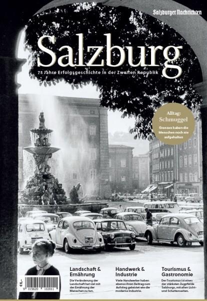 """Hochglanzmagazin """"75 Jahre Zweite Republik"""" jetzt bestellen! Bild: SN/SN"""